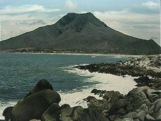 Cerro Guayamuri en la Isla de Margarita